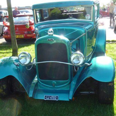 Vintage Car | Emma