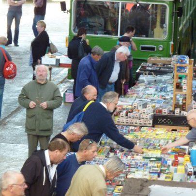 More stalls | Janet Penn