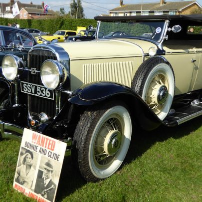 Castle Point Transport Museum Open Day 2015