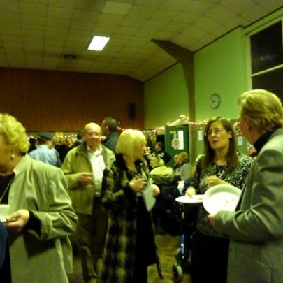 Refreshments in the Church Hall | Janet Penn