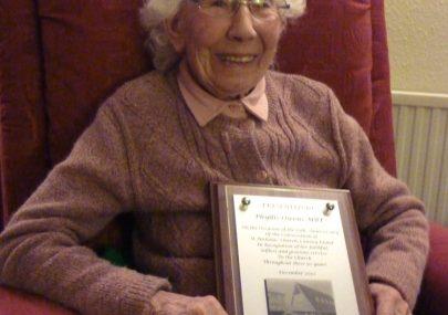 Phyllis Owens MBE