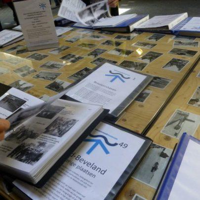 The many books full of flood photos | Janet Penn
