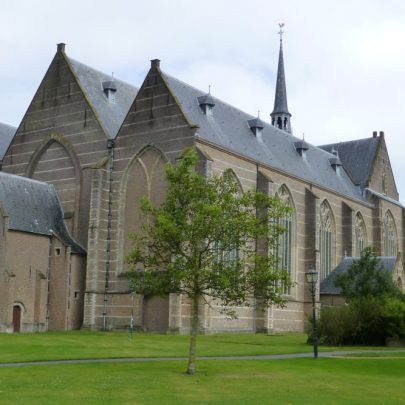 St Nicholas Church, Brouwershaven | Janet Penn