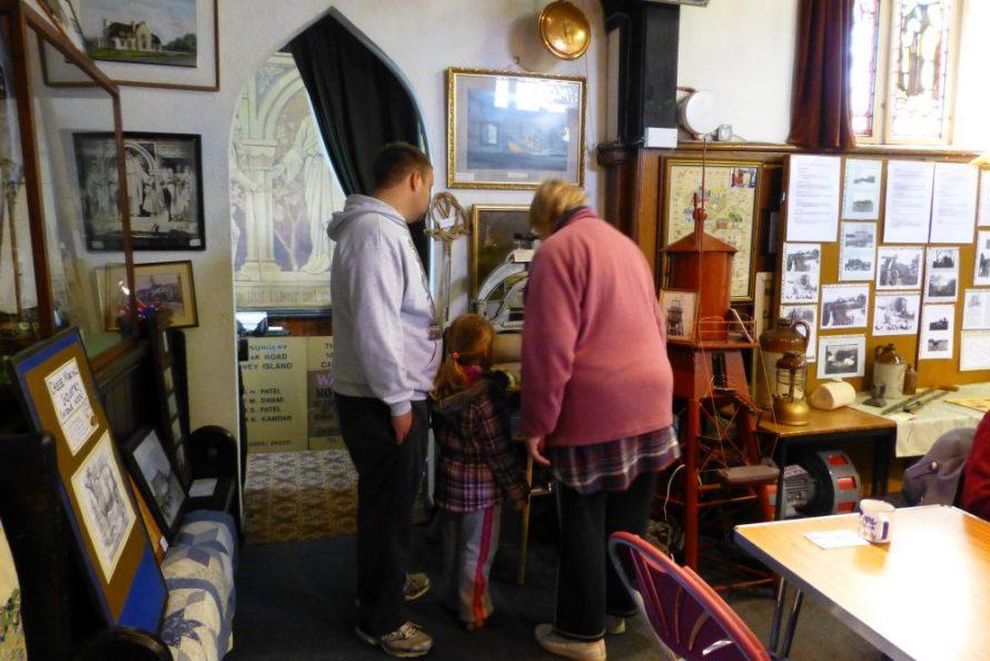 The Chapman Lighthouse always a popular feature   Janet Penn