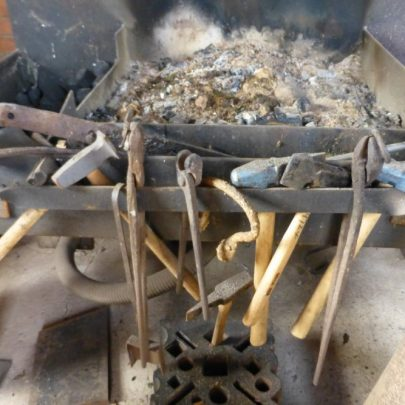The Blacksmiths Shop | Janet Penn
