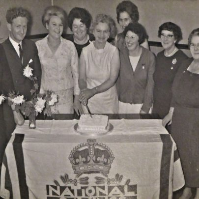 National Savings 50th Anniversary 1916-1966