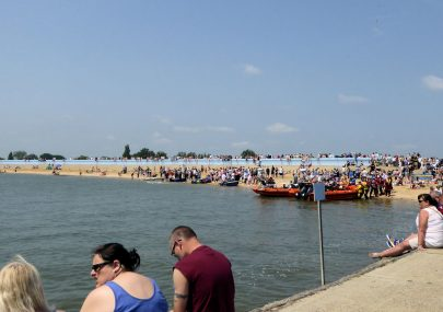 Rotary Raft Race 2016