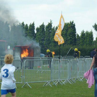 Fire! Fire! call the firebrigade | Janet Penn