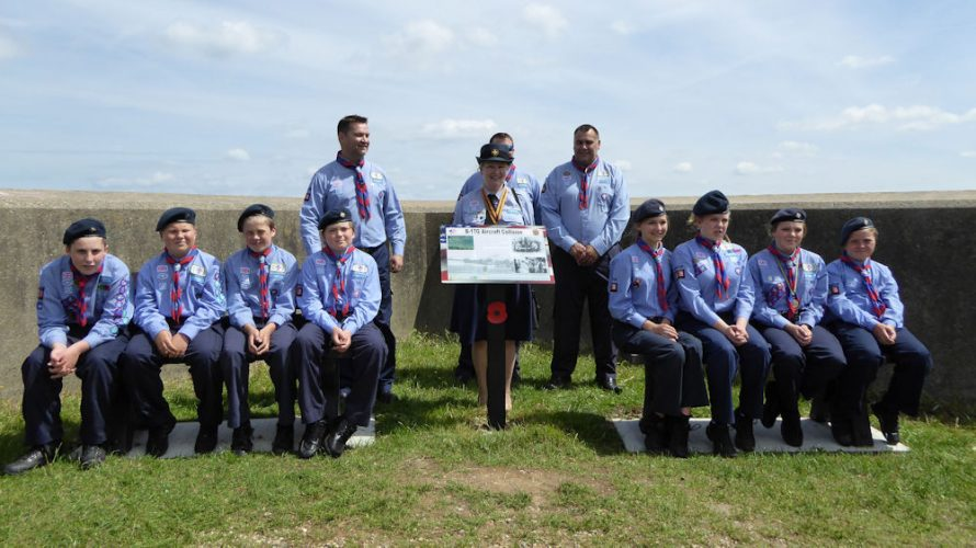 The 5th Canvey Air Scouts