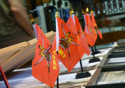Bay Museum Militaria Exhibition