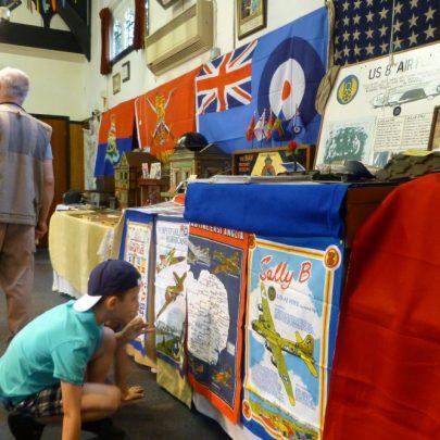 Bay Museum Militaria Exhibition