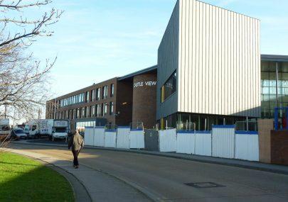 Castle View School 2012
