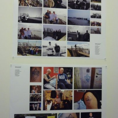 'Thames Delta Pt 1' Exhibition