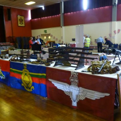Armed Forces Day Exhibition