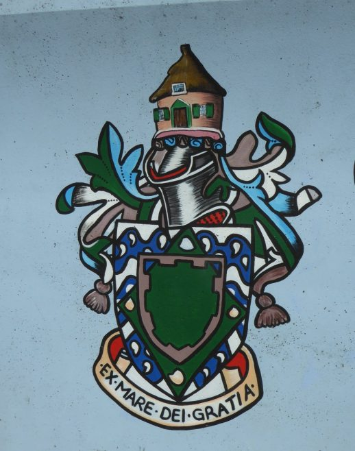 Canvey Town Council's Crest | JPenn