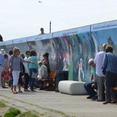 The Seawall Mural Celebration