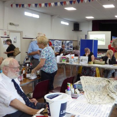 Canvey Community Archive Open Day 2016