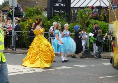 Videos of Canvey Carnival 2014