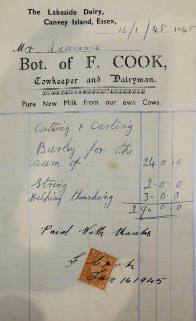Cowkeeper and Dairyman