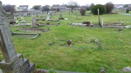 St Katherine's Grave plots