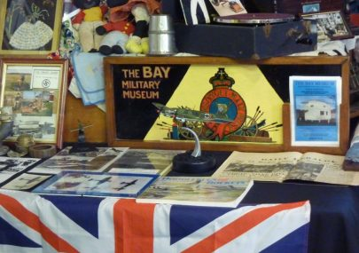 The Bay Museum Exhibition
