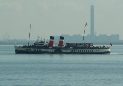 Waverley off Canvey