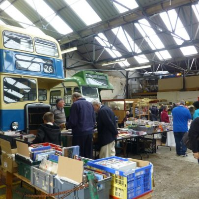 Bus Museum Open Day 2014