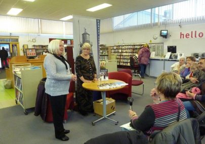 The Canvey Launch of the new Flood Book