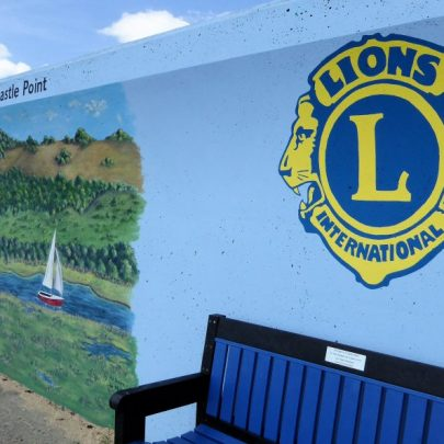 Some of the New Murals