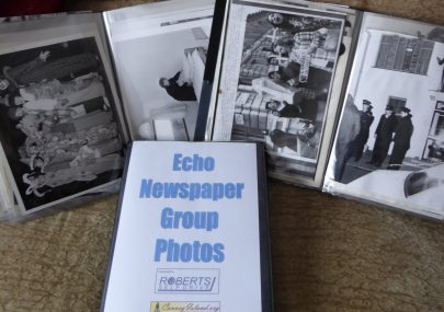 Displaying the Echo Photos