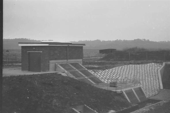 Castle View Pumping Station   Ralph Burtonshaw