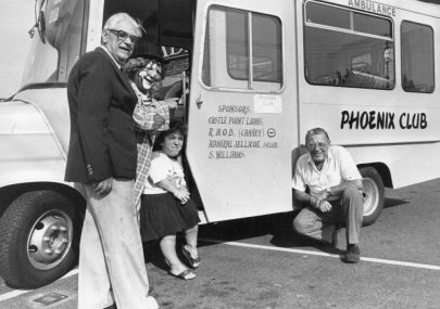 Phoenix Club Ambulance
