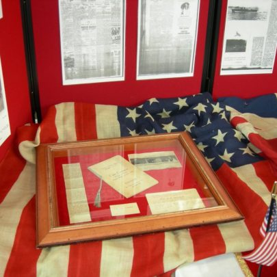 Memorabilia donated by the son of H B Burchell who served on HMML115 The Ship Canvey Adopted for Warship Week 1942 | Janet Penn