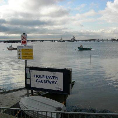 Hole Haven Causeway | Janet Penn