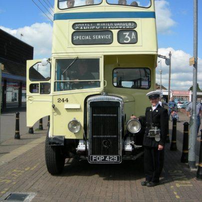 Canvey Bus Museum | Janet Penn