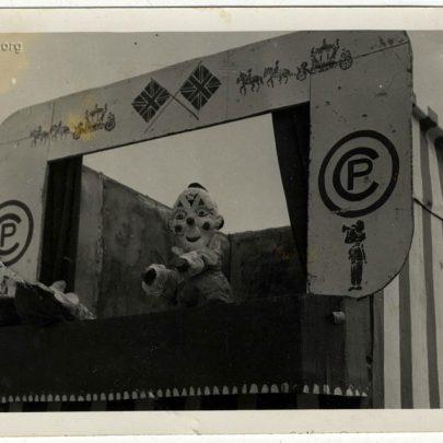 Punch! Paul Capser Punch & Judy