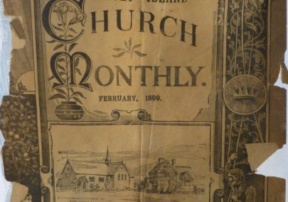 The Canvey Island Church Monthly