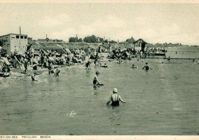 Pavillion Beach c1920s