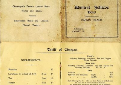 Admiral Jellicoe Hotel