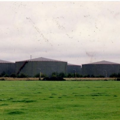 The site as it was in 1992. | Echo Newsapers