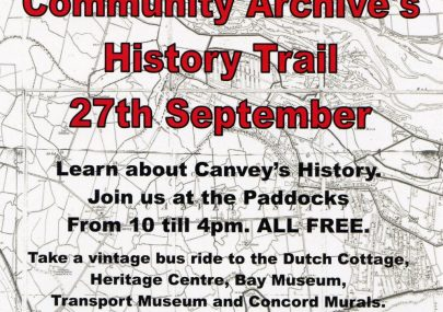 Canvey Community Archive's History Trail