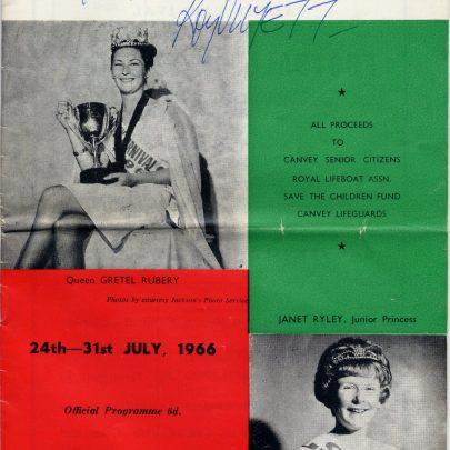 1966   Sandra Davis