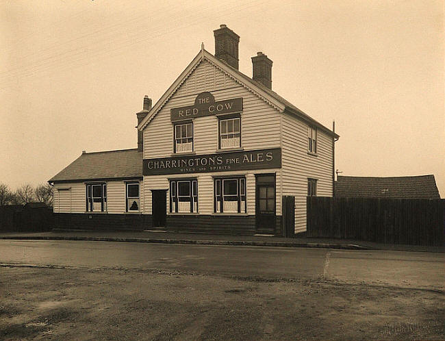 The Red Cow pre 1937