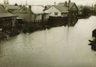 My Memories of Canvey Flood - Alan Johnson Aged 10