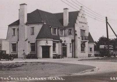 The Red Cow rebuilt c1937
