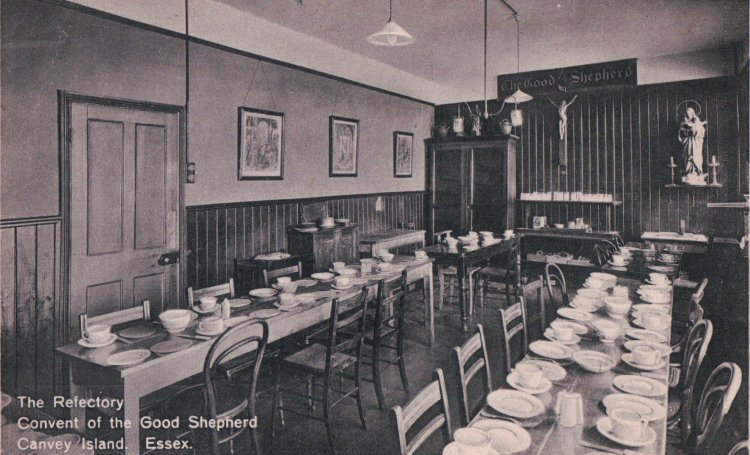 The Refectory | Published by kind permission of the late Mr H.A. Osborne and Mr R.W Osborne.