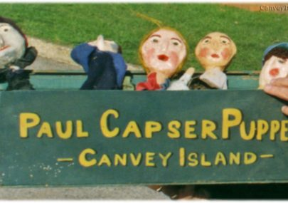 Canvey's Punch & Judy Family