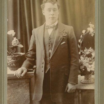 Joseph Edward Crow Jnr.   John Hawes