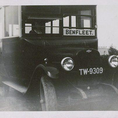 1927 Chevrolet 14 seat Bus | John Hawes