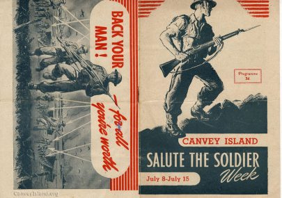 Salute the Soldier Week - Back your Man!